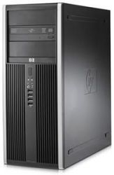 HP Elite Series 8200 PC, i7 2600 3.4Ghz, 8gig RAM, 1TB HD, DVDRW, 750ti, Win10 Pro