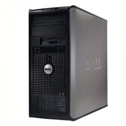 Solid Office PC - Dell Optiplex 755: Core2, 3GB RAM, 160gig HD, DVD, Win7+
